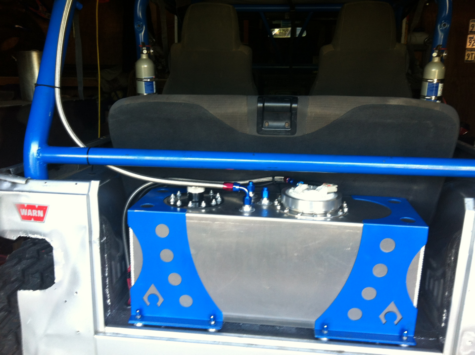 Fuel Cell Mount