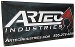 Artec Industries Banner - 24