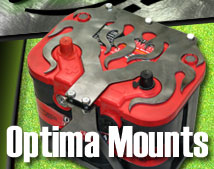 Optima Battery Mounts