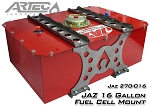 Fuel Cell Mount for JAZ Pro Sport 16 gallon