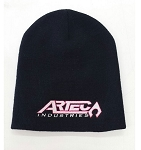 Artec Beanie with Pink Logo