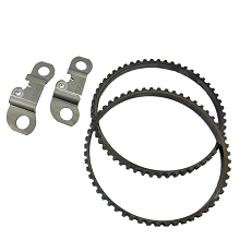 JK 1 Ton 14 Bolt Factory Disc ABS Kit