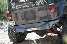 Nighthawk JKU Rear Bumper