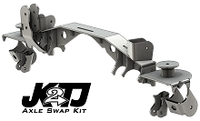 JK2TJ Rear Axle Swap Kit with Truss