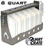 Inline Six - 6 quart holder
