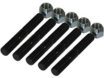 Dana 60 ARP High Steer Studs and Nuts 5 PACK KIT