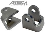 Flat Bottom Shock Mounts (2) Boxed
