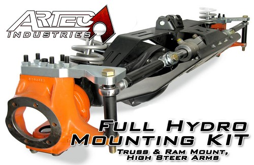 Dana 60 Full Hydro Mounting KIT