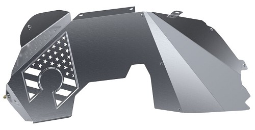 JK Front Inner Fenders - FREEDOM EDITION