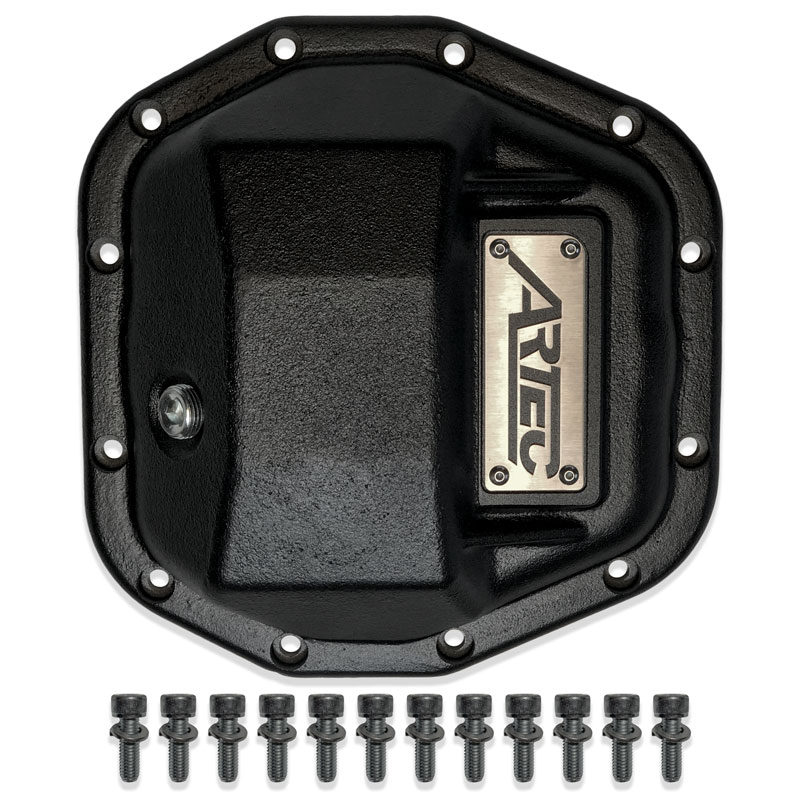 Artec Hardcore Diff Cover for Jeep Wrangler JL M220/D44 Rear