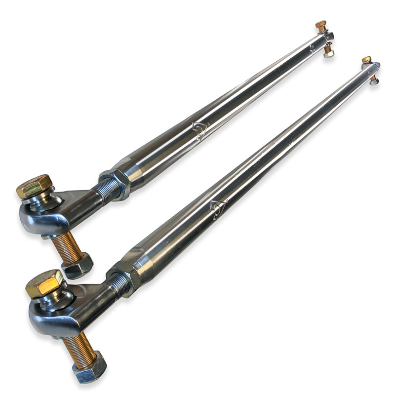 JK Aluminum Steering Kit with 7/8 in Rod Ends