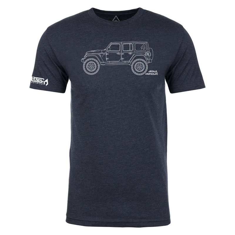 Jeep JL Wrangler Profile Shirt
