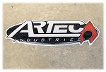 ARTEC Industries Printed Sticker