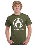 Artec Industries - Green shirt with Artec Badge