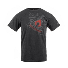 Artec T-Shirt - Eagle Crest Gray