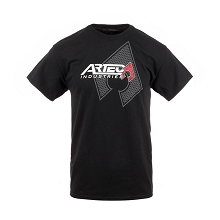 Artec T-Shirt - Black InArtecWeTruss