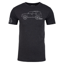 Toyota 4Runner 5th Gen Profile Shirt