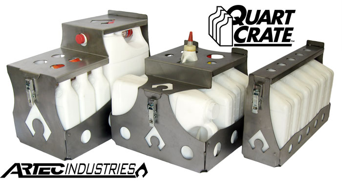 The Original Quart Crate