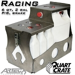 Racing Quart Crate - 6 qts, brake, P/S, 2 gallons