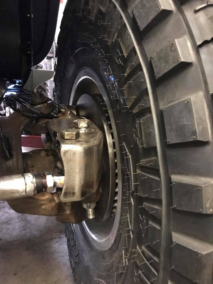 Full Hydro Weld-On High Steer Arms - 05+ SuperDuty