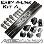 Easy 4 Link - Kit A - Triangulated Uppers