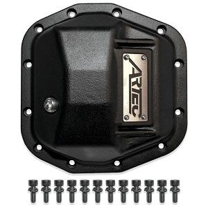 Artec Hardcore Diff Cover for Jeep Wrangler JL M210/D44 Front