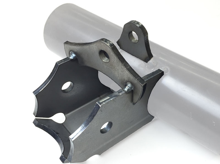 Shock + Lower Link Axle Combo Brackets (pair)