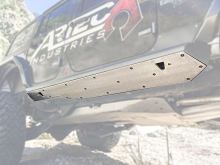 JKU NightHawk Sliders Rock Guard Kit