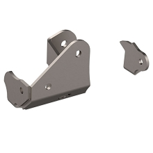 JK APEX Raised Tracbar Bracket