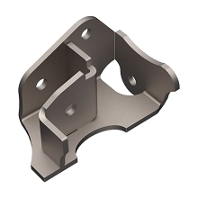 JK APEX Stock Tracbar Bracket