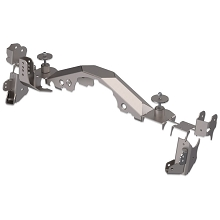 JK 1 TON BASICS Rear Axle Swap Kit with Truss