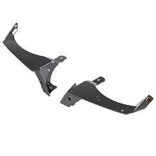 JL Front Fender Chop Kit Brackets RUBICON