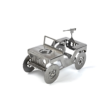 Artec Mini Willys - Large Post Card Holder
