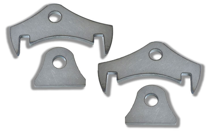 Lower Link Shock Tabs (4 pieces)
