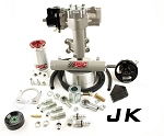 2007-2011 Jeep JK Extreme Duty Cylinder Assist Kit CUSTOM