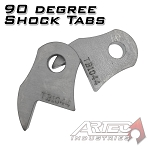90 degree Shock Tabs (pair)