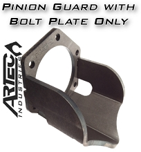 14 bolt Pinion Guard - Standard