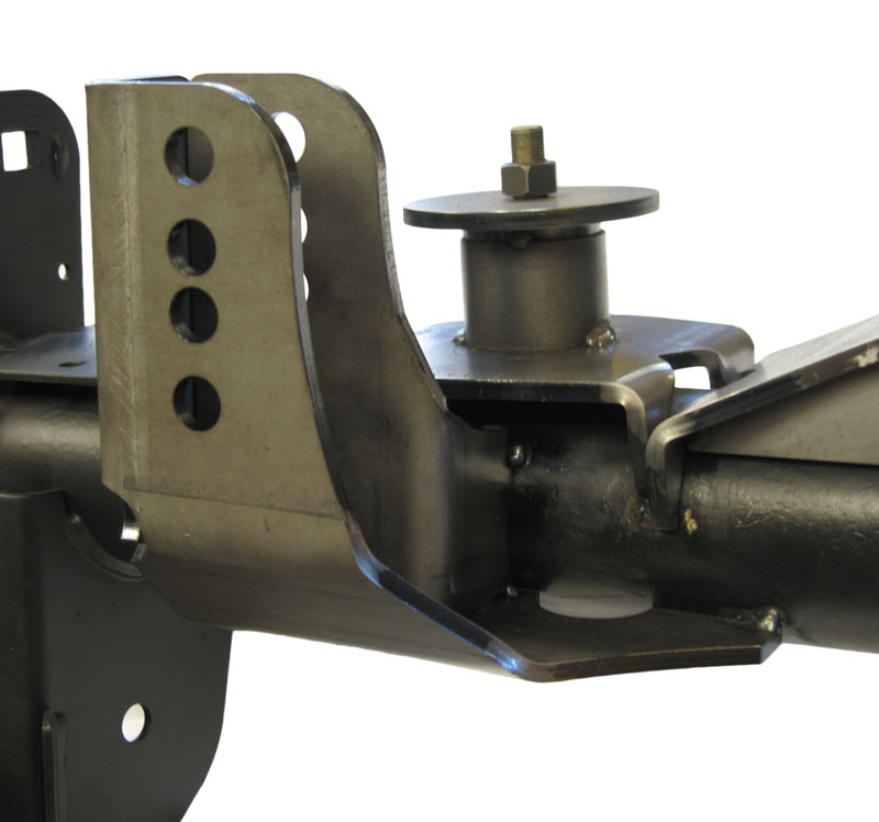 Rear Jk Coil Perches And Retainers