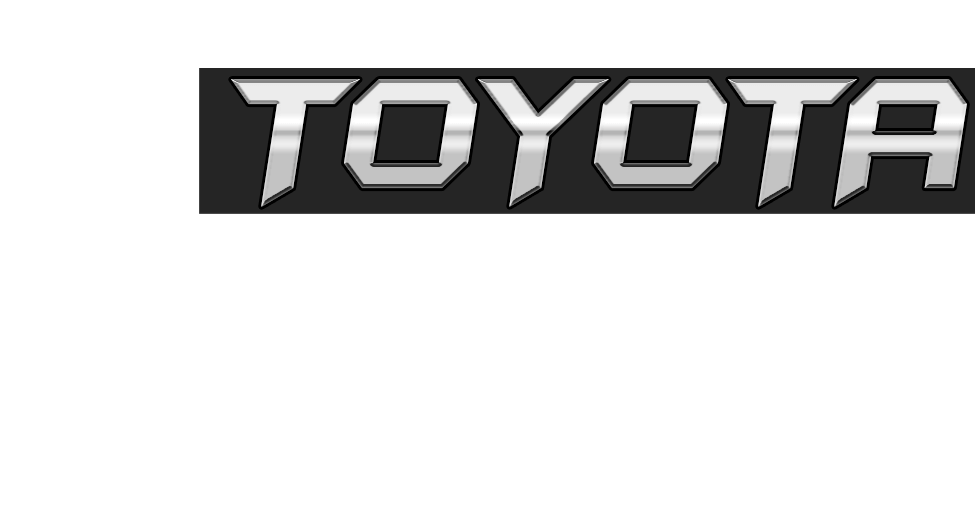 Toyota Front Over