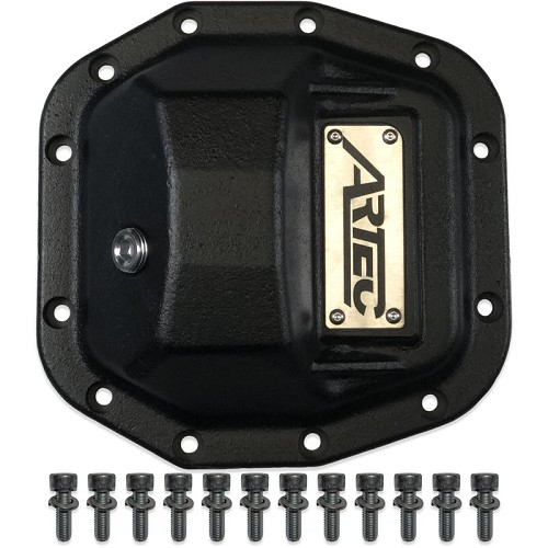 Artec Hardcore Diff Cover for Jeep Wrangler JL M186/D30 Front