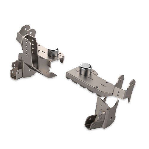 JL 1 TON APEX Rear Axle Swap Brackets