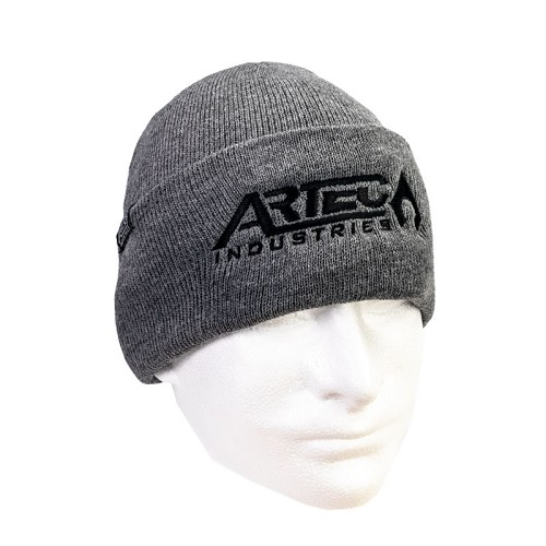 Grey Beanie with Artec Logo