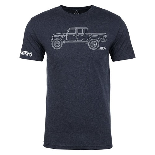 Jeep JT Gladiator Profile Shirt