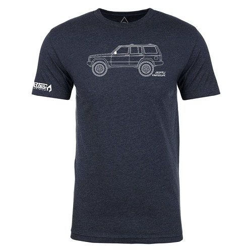 Jeep XJ Cherokee Profile Shirt