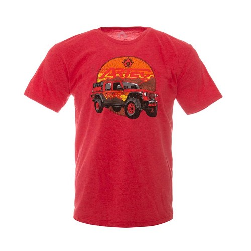 Artec Retro Gladiator Shirt - Red