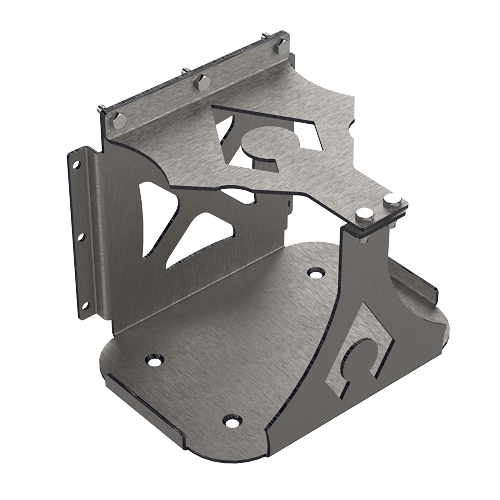 Group 34 Optima Battery REAR Mount