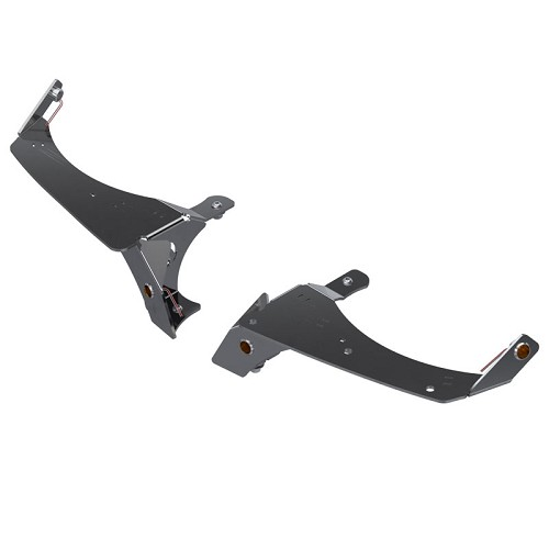 JL Front Fender Chop Kit Brackets