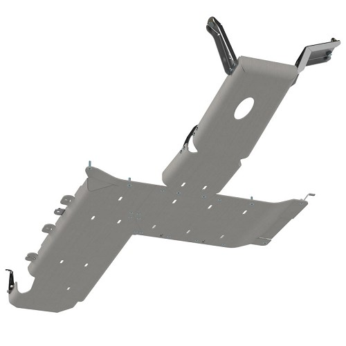 JL Full Bellypan - 4 door 3.6L STEEL