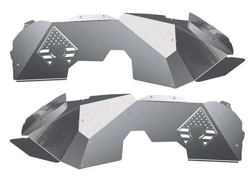 JL Front Inner Fenders - Freedom Edition