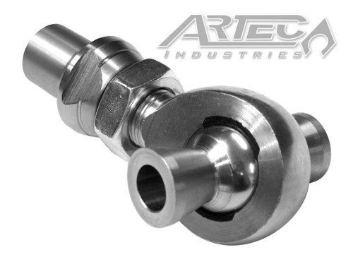 Wide 3/4 inch Rod End Kit